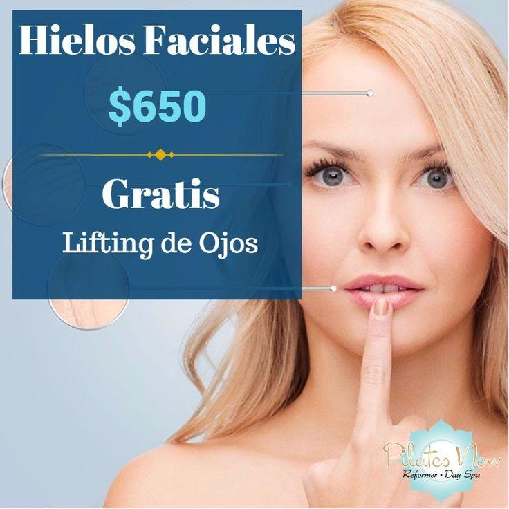 Beneficios de los Hielos Faciales -Estimular la circulación sanguínea ayudando a rejuvenecer la piel. - Refrescar y Tonificar el rostro sin efectos secundarios. - Prevenir y combatir la aparición temprana de arrugas. - Desinflamar los ojos hinchados y combatir ojeras  #hielos #faciales #hielosfaciales #hieloterapia #cool #pilatesnowandspa #pilatesnow #pilates #spa #dayspa #sanpedro #sp #spgg #gratis #promocion #cortesia #chocolate #vainilla #marant