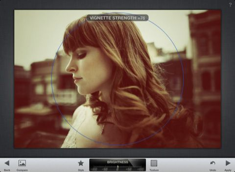 Snapseed By Nik Software, Inc.  Makes images look so dreamy.  Take a great photo, and Nik Software enhances its beauty.