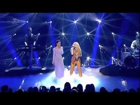 Medina - Kl. 10 & Sanne Salomonsen Jeg I Live Zulu Awards 2012