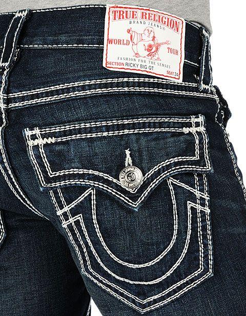 True Religion Jeans ROSSIEROSS cut