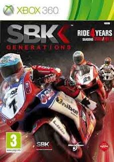 sbk generations xbox360   strange