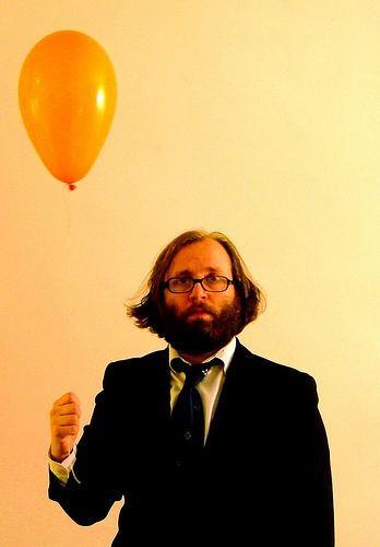 Daniel Kitson - everything this man produces from his newsletters to his monologues makes me happy