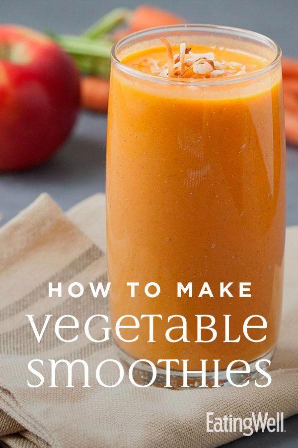 Hier ist ein Leitfaden zur Herstellung gesunder Gemüsesmoothies, einschließlich der besten und schlechtesten …   – healthy smoothies ideas