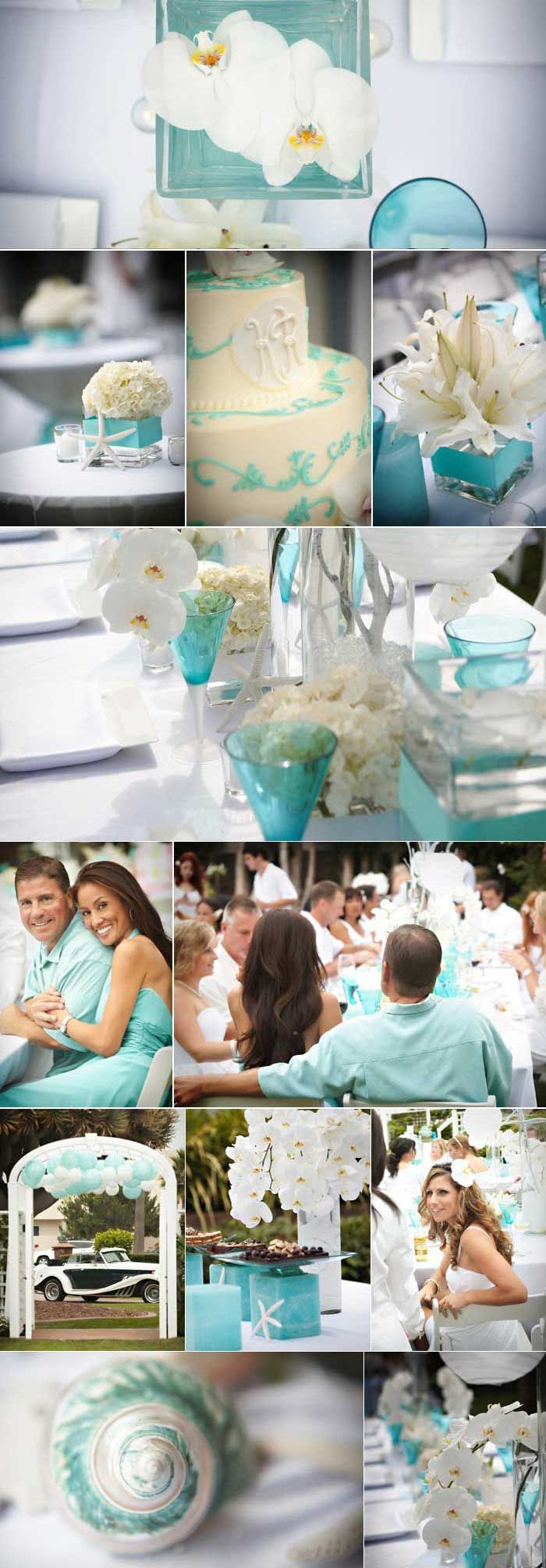 139 best images about Tiffany Blue Wedding Details on ...