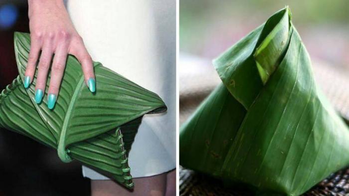 Tas Hermes - Unik! Mulai Nasi Lemak hingga Menyerupai Keset, Inikah Tren Fashion di Malaysia?