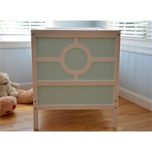 O Verlays Kit For Ikea Sundvick Crib Do Something Like This On Hemnes Dining Room Or To Tie Together Disparate Pieces Of Furniture In A Room