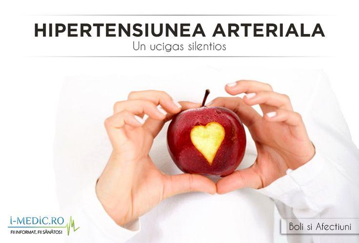 """Numeroase studii epidemiologice au aratat ca hipertensiunea este """"un ucigas silentios"""", fara semne prevestitoare.  http://www.i-medic.ro/blog/hipertensiunea-arteriala-un-ucigas-silentios"""