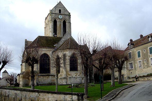 17 best ideas about oise france on pinterest oise for Auberge ravoux maison van gogh