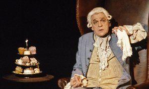 Paul Scofield - Amadeus - Antonio Salieri  - National Theater, London 1979
