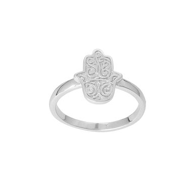 | Hamsa Ring | Spring/Summer 2015 Collection #sterlingsilver #handcrafted