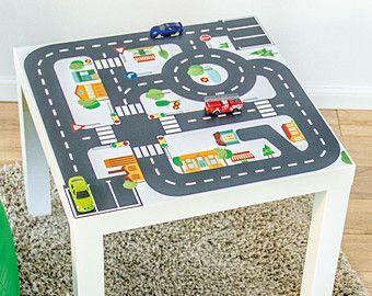 Kamer decor spelen: meubilair sticker Speeltuin voor IKEA