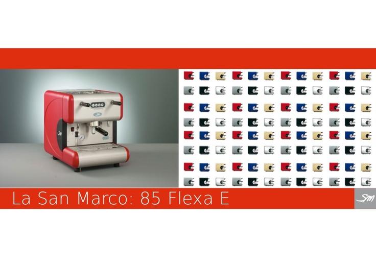 la-san-marco-flexa-brochure by Segafredo Zanetti Australia via Slideshare