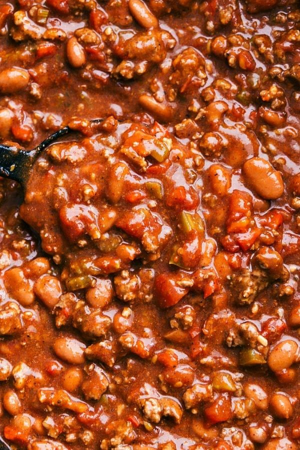 A Delicious Crockpot Chili With Dozens Of 5 Star Reviews And Winner Of Multiple Chili Cook Offs Chili Recipe Crockpot Best Chili Recipe Chilli Recipe Crockpot
