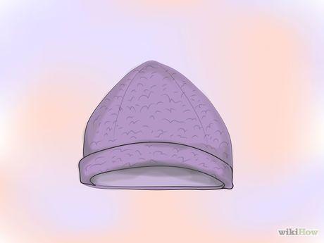 Comment faire un bonnet en tissu polaire