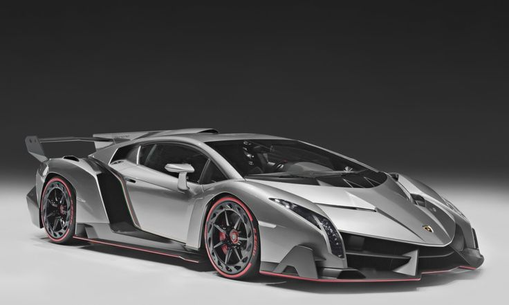 Lamborghini Veneno do sprzedania. Sprawdź ile kosztuje!