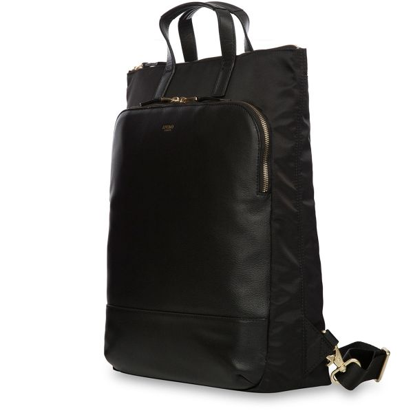 Harewood Women S Tote Backpack Black Knomo Laptop