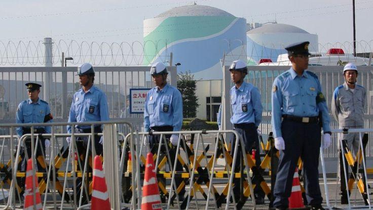 Japan restarts first nuclear power plant since Fukushima - BBC News