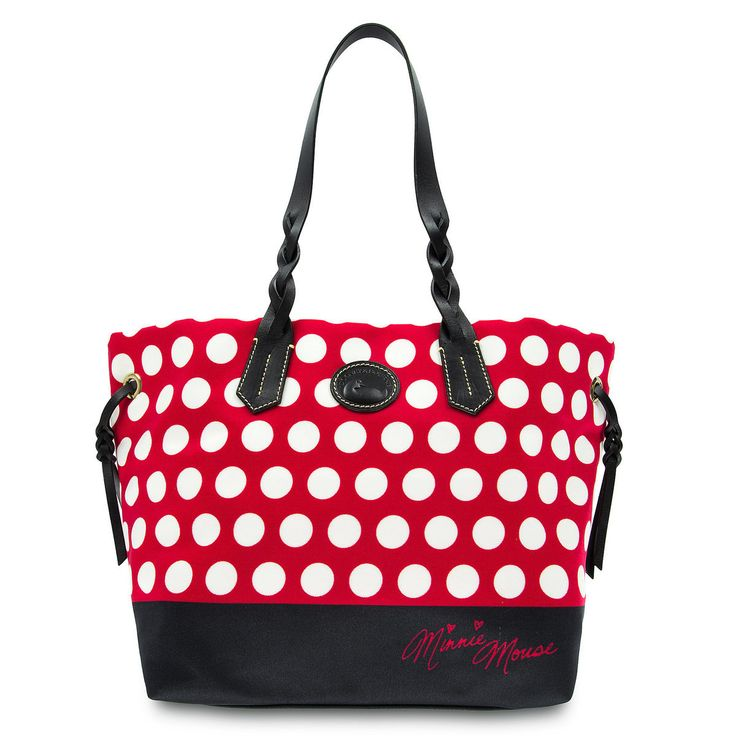 Minnie Mouse Rocks the Dots Tote by Dooney & Bourke
