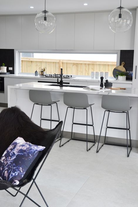 Nu Era Homes with Styline Kitchens and Interior Designer/Stylist Amy Frost from Valiant Property Styling