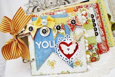 so colorfullMinis Album, Colors Album, Wonder Album, Studios Album, Mini Albums, Melissa Phillip, Minis Scrapbook Album, Cards