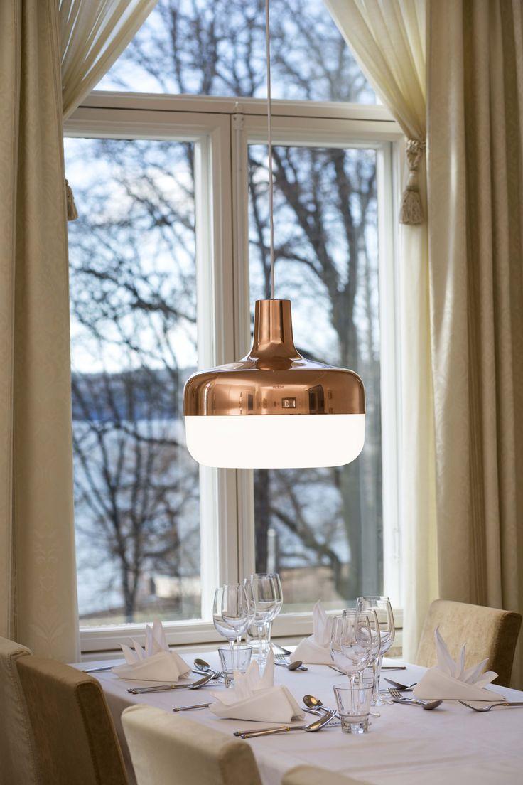 Korona Light Pendant, copper