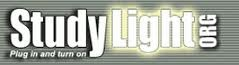Study Light: your Bible gateway to the largest collection of online Bible study tools and resources.  Bible commentaries, encyclopedias, dictionaries, parallel Bibles, interlinear Bibles, and original language tools