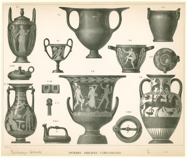 1000 Images About Ancient Greek Pottery On Pinterest Pottery Designs Minoan And Pottery