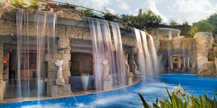 Spa Grotto, Sandy Lane Hotel, Barbados