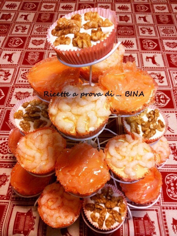 Cheesecake salate - ricetta senza cottura | Ricette a prova di... Bina!