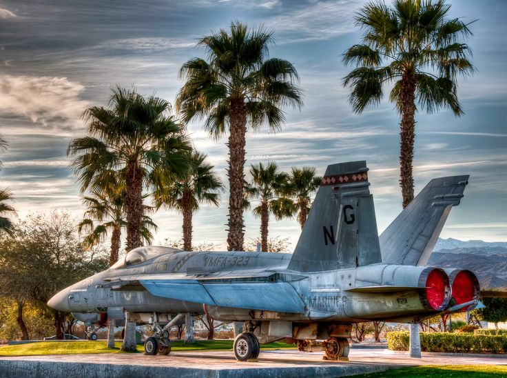 Jet fighter | Palm Springs Air Museum