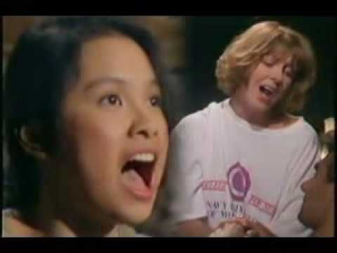 Miss Saigon, I love this song, and especially Lea Solonga's voice.  I still believe...