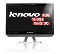 Lenovo IdeaCentre C325 30954BU 20-Inch Desktop (Black and Silver)