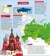 La Russie - Mon Quotidien, le seul site d'information quotidienne pour les 10-14 ans !
