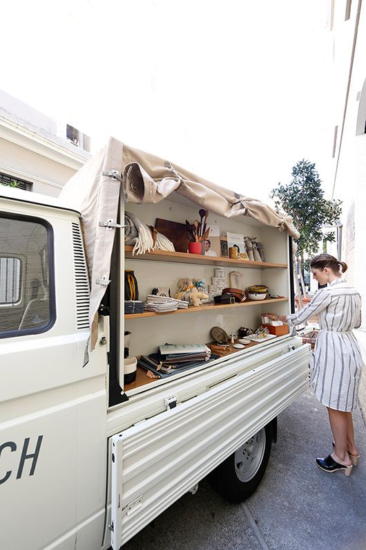 spotted: half hitch goods / san francisco