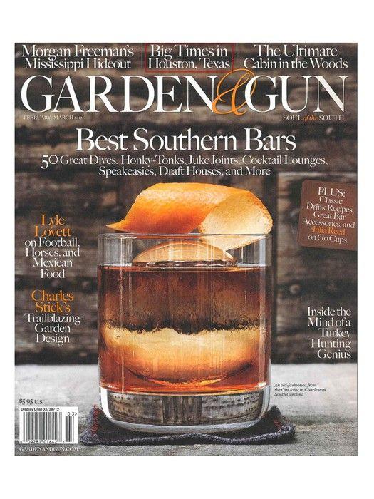 Amazing GARDEN U0026 GUN   Magazine About The South