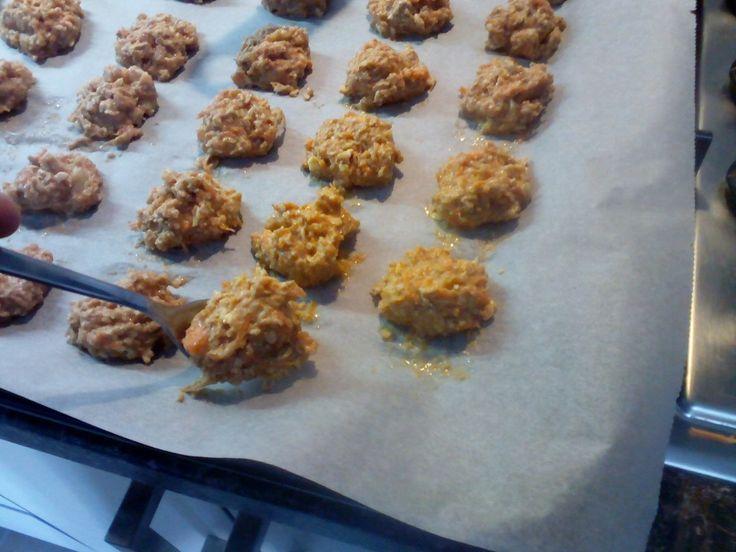 Jak upéct zdravé mrkvové sušenky   recept