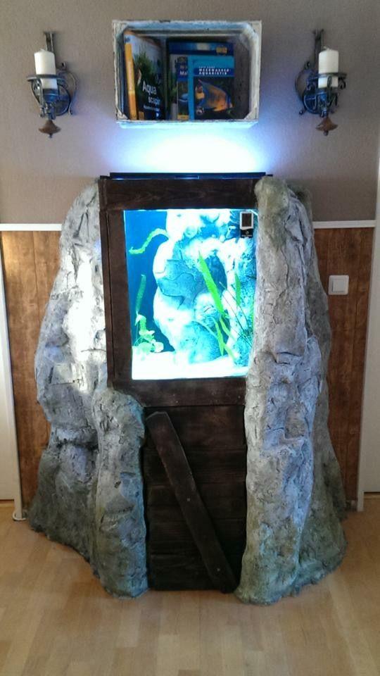 Die besten 25+ Aquarium rückwand Ideen auf Pinterest Vivarium - deko fur aquarium selber machen