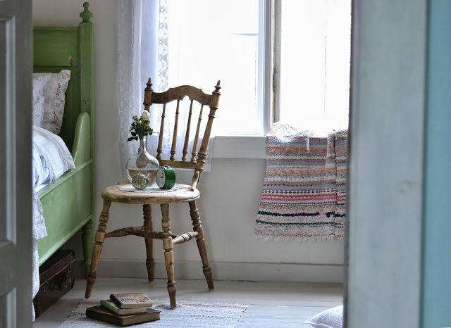 En blogg om oppussing av gamle hus, gamle møbler og litt lappesøm.