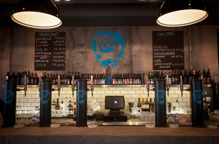 BrewDog, Bristol Bar