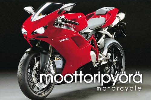 moottoripyörä ~ motorcycle