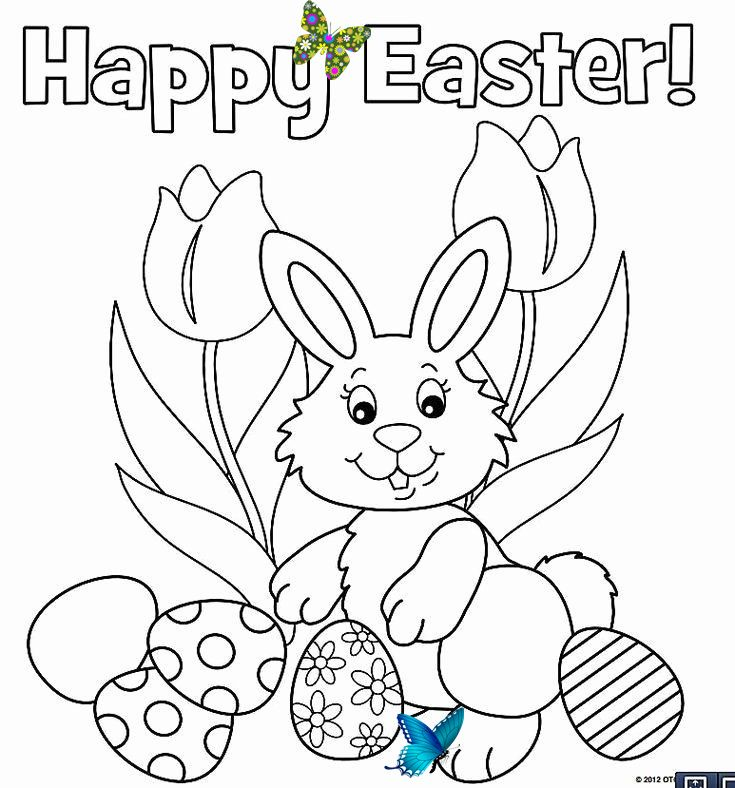 Printable Easter Bunny Coloring Pages Printable Easter Bunny Coloring Pages Beautiful The Kids Will Love These Free Printable Easter Bunny Br Printable Easter I 2020