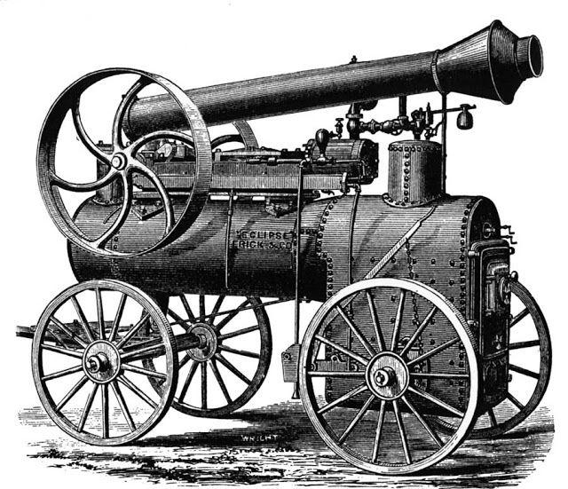 Steam Engine .@Jorge Martinez Martinez Cavalcante (JORGENCA)