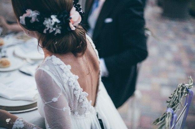 La Boda de Laura y José by El Balcón de Alicia. Foto: Kiwo  #realwedding #boda #decoración #decor #weddingdecor @telva @lauragarciamagr