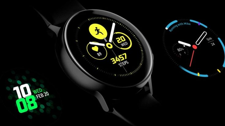 Samsung Galaxy Watch Active 2 may rival Apple Watch with ECG support