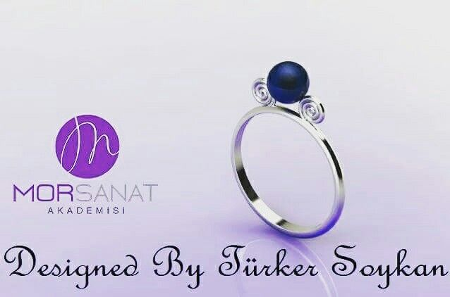 Pearl ring. According to your request, can be made of gold or silver with different pearls. Contact me for price.