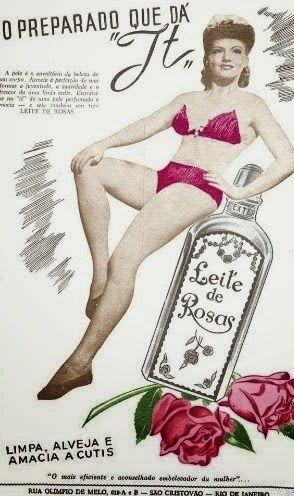 Em 1970, o Leite de Rosas passou a ser vendido em frascos totalmente cor-de-rosa; ao longo dos anos, segundo a empresa, passou a ter várias outras utilidades além da limpeza de pele, como desodorante e loção pós-barba.