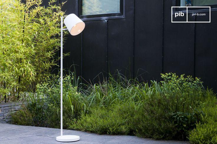 Piantana Elküb e molti altri lampade da terra e da lettura da scoprire su PIB, lo specialista in arredamenti, illuminazioni e decorazioni vintage.