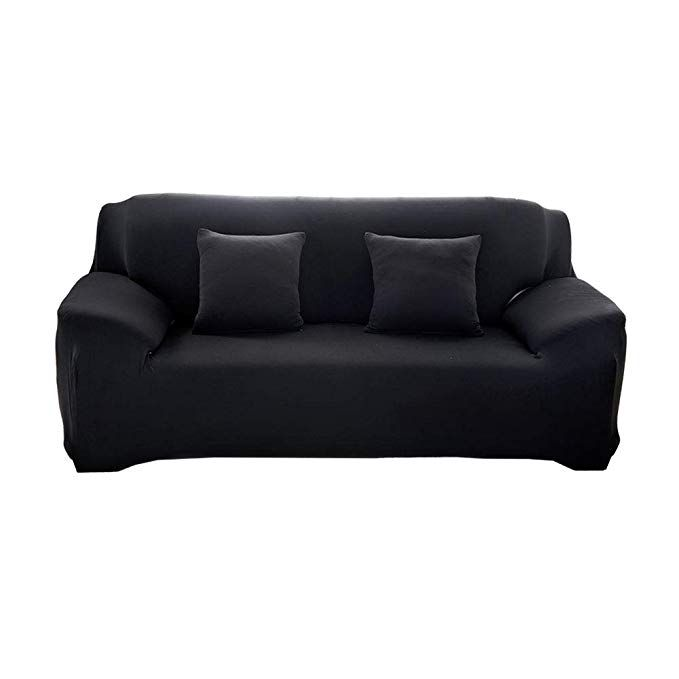 Tubwair Stretch Sofa Covers 3 Seater Fabric Slipcover Protector