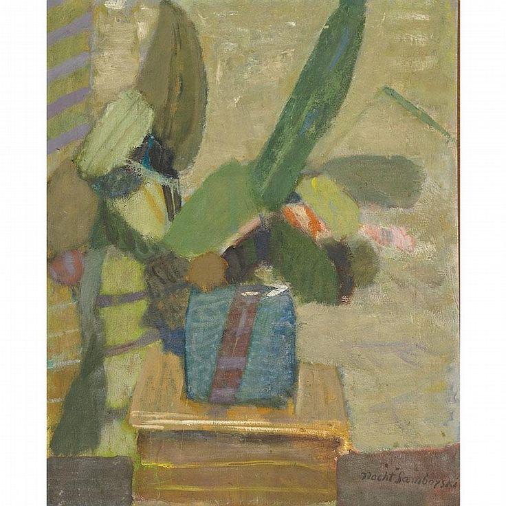 Artur Nacht-Samborski (1898-1974), STILL LIFE, Oil on canvas