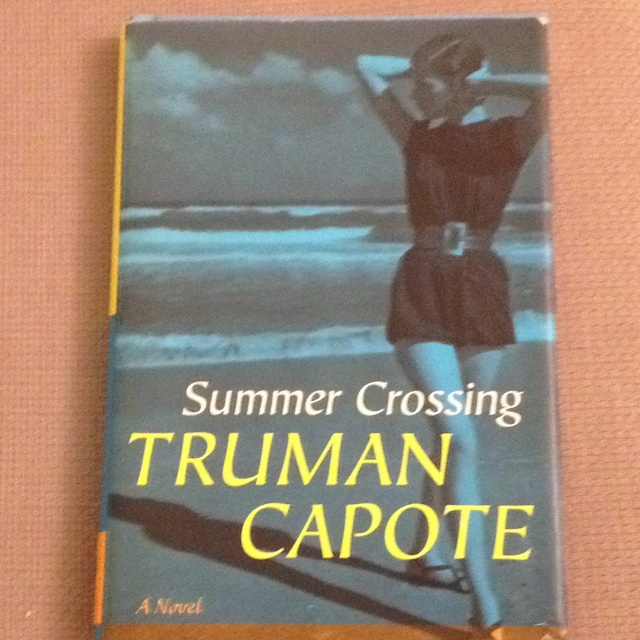 Published just recently, Truman Capote's story of summer romance wrenches the heart as only a first love can.